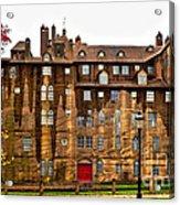 Fonthill Castle - Experimental Acrylic Print