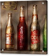 Food - Beverage - Favorite Soda Acrylic Print