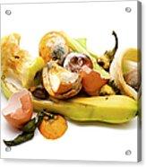 Food Waste Acrylic Print