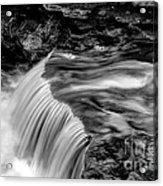 Foot High Falls Acrylic Print