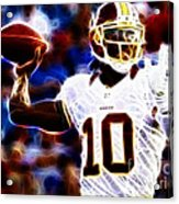 Football - Rg3 - Robert Griffin IIi Acrylic Print