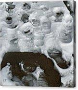 Footprintscomp 2009 Acrylic Print