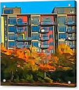 For Lease Acrylic Print