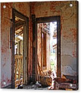 For Rent Acrylic Print