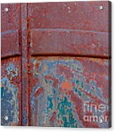 For The Love Of Rust II Acrylic Print