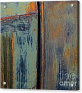 For The Love Of Rust IIi Acrylic Print