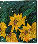For Vincent By Jrr Acrylic Print