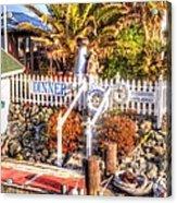 Forbes Island Acrylic Print