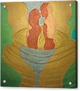 Forbidden Love Acrylic Print