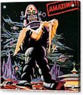 Forbidden Planet 1956 Acrylic Print