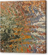 Forces Of Nature - Abstract Art Acrylic Print