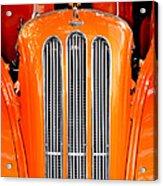 Ford Anglia Classic Acrylic Print