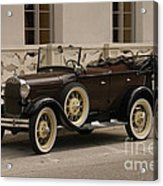 Ford Convertible 01 Acrylic Print