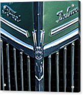 Ford Deluxe V8 Acrylic Print