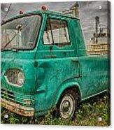 Ford Econoline Pickup Acrylic Print