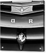 Ford F-1 Pickup Truck Grille Emblem Acrylic Print