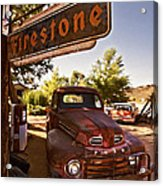Ford Fever Acrylic Print
