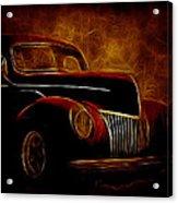 Ford Glow Acrylic Print