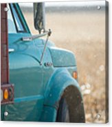 Ford Grain Truck Acrylic Print