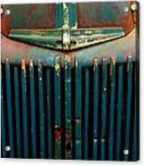 Ford Grille Acrylic Print