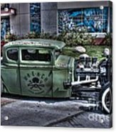 Ford Hot Rod Acrylic Print