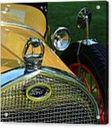 Ford Model A Acrylic Print