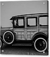 Ford Model A Station Wagon 1930 Acrylic Print
