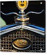 Ford Motometer Acrylic Print