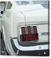 Ford Mustang Gt 350 Acrylic Print