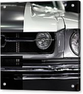 Ford Mustang Fastback - 5d20342 Acrylic Print