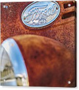 Ford Panel Acrylic Print