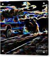 Ford Power 1 Acrylic Print