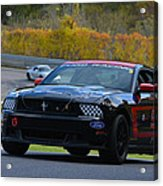 Ford Racing 59 Boss 302 Mustang Acrylic Print