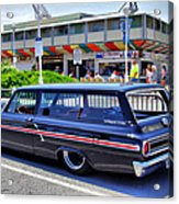 Ford Ranch Wagon Acrylic Print