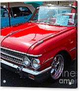Ford Sunliner Acrylic Print