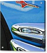 Ford Thunderbird Emblem -0505c Acrylic Print