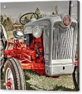 Ford Tractor Acrylic Print