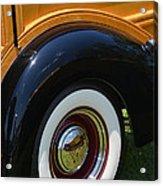 Ford Wagon Acrylic Print