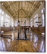 Fordyce Bathhouse Gymnasium - Hot Springs - Arkansas Acrylic Print