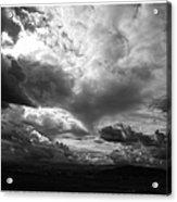 Foreboding Acrylic Print by Glenn McCarthy Art and Photography