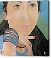 Foreign Exchange Student Acrylic Print