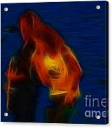 Foreigner-ga17-fractal Acrylic Print