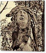 Forest Gardian Acrylic Print