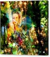 Forest Goddess 4 Acrylic Print