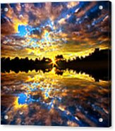 Forever Dreaming Acrylic Print