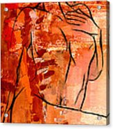 Forever In Love Acrylic Print by Steve K