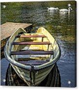 Forgotten Boat Acrylic Print