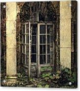 Forgotten Chamber Acrylic Print