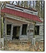 Forgotten Country Store Acrylic Print