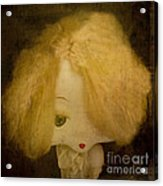 Forgotten Doll Acrylic Print